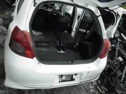 Уплотнитель багажника. Toyota Vitz, SCP90 Двигатель 2SZFE