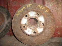 Диск тормозной. Toyota Crown, 151