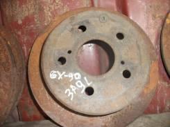 Диск тормозной. Toyota Chaser, GX90 Двигатели: 1GGZE, 1GEU, 1GGTEU, 1GGEU, 1GGE, 1GFE, 1GGTE, 1G