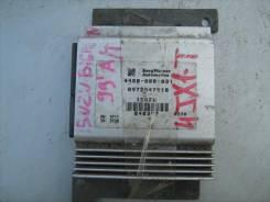 Коробка для блока efi. Isuzu Bighorn Двигатель 4JX1T