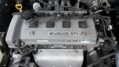 Крышка ремня ГРМ. Toyota Caldina, AT191G Двигатель 7AFE