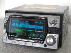 Carrozzeria FH-P99MDR - Процессорная, DSP, CD, CD-R/RW, MD, FM/AM, AUX