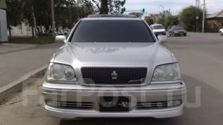 Бампер. Toyota Crown, JZS171