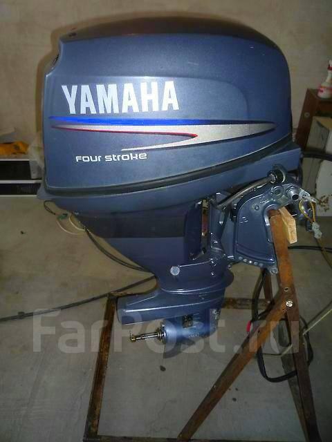 подвесные лодочные моторы yamaha купить в