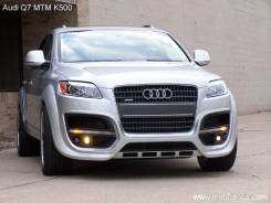 Фильтр воздушный. Audi Q7