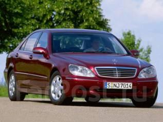 Фильтр масляный. Mercedes-Benz S-Class, 220221