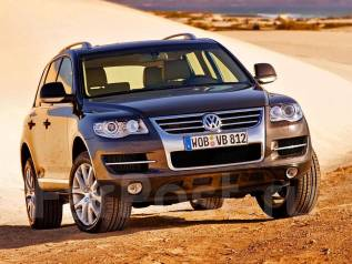 Рычаг подвески. Volkswagen Touareg, 7L6, 7LA Двигатели: AXQ, AYH, AZZ, BAA, BAC, BAN, BAR, BHK, BHL, BJN, BKJ, BKL, BKS, BKW, BLE, BLK, BMV, BMX, BPD...