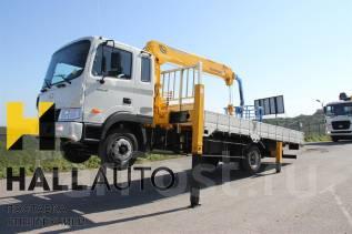 Hyundai HD120. Новый грузовик (6т) эвакуатор 2014 +Soosan SCS514SL(5.3т), 5 899 куб. см., 6 000 кг.