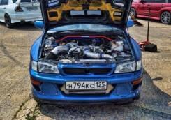 Двигатель. GC8, EJ20
