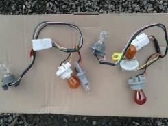 Проводка противотуманных фар. Hyundai Solaris, RB Двигатели: G4FA, G4FC
