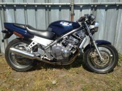 Honda CB1. 399 куб. см., исправен, птс, без пробега