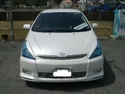 Накладка на фару. Toyota Wish, ZNE10G, ANE10G, ZNE14G, ANE11W. Под заказ