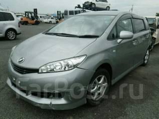 Toyota Wish. ZGE20, 2ZRFXE