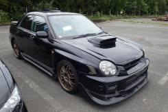 Subaru Impreza WRX. GDA, EJ205T