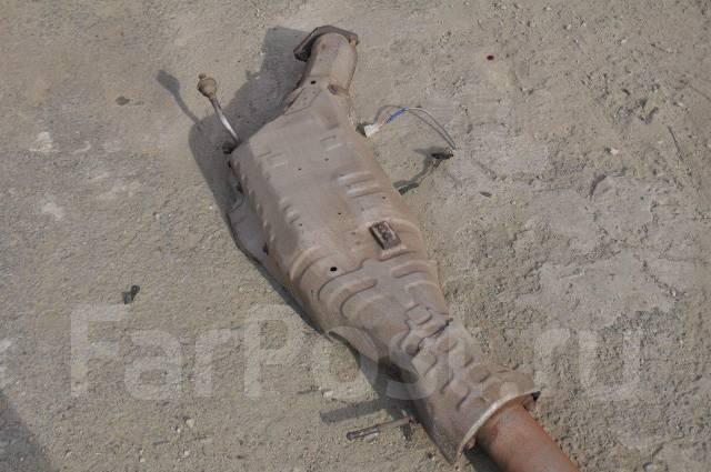 Глушитель. Mazda RX-7, FD3S
