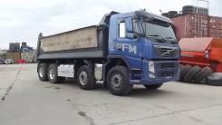 Volvo FM. Самосвал 500 8х4, 12 780 куб. см., 25 500 кг.