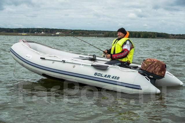 450 лодка пхв
