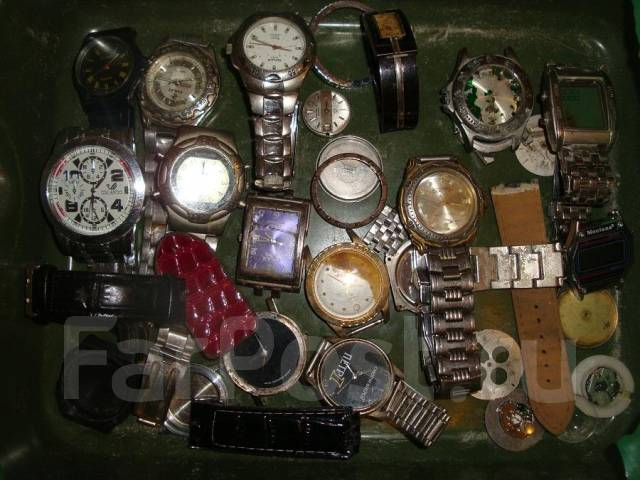 Часы на запчасти продать новосибирск выкуп часов