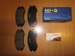 Колодка тормозная. Hyundai: Tiburon, ix35, Elantra, Sonata, Coupe, Tucson Kia Sportage Kia Magentis Kia Soul Kia Optima