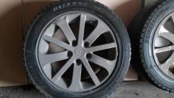 Bridgestone Blizzak. всесезонные, б/у, износ 50%