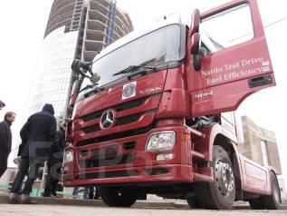 Mercedes-Benz Actros. Седельный тягач 1841LS, 12 000 куб. см., 25 000 кг.