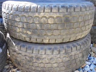 Bridgestone Blizzak W965. Зимние, без шипов, 2001 год, износ: 10%, 2 шт