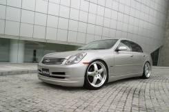 Обвес кузова аэродинамический. Nissan Skyline, HV35, CPV35, PV35, V35, NV35