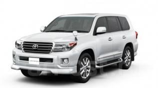 Обвес кузова аэродинамический. Toyota Sports Toyota Urban Cruiser