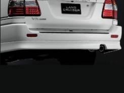 Обвес кузова аэродинамический. Toyota Land Cruiser, HDJ100, HZJ105, UZJ100