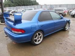 Subaru impreza wrx type ra - 2000год авто на разбор