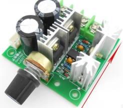 Регулятор ШИМ (обороты, мощность) 40В 10А. Diodvl
