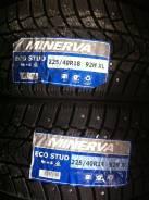 Minerva Eco Stud. Зимние, шипованные, 2014 год, без износа, 1 шт