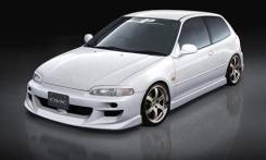 Обвес кузова аэродинамический. Honda Civic, EG6, EJ1, EJ7, EG4, EG3 Двигатель EJ