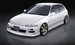Обвес кузова аэродинамический. Honda Civic, EJ1, EG6, EG4, EJ7, EG3