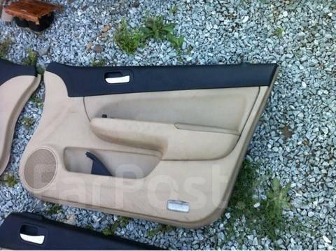 Обшивка двери. Honda Accord, CM2 Honda Accord Wagon, CM2 Двигатель LUVO