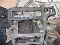 Консоль панели приборов. Toyota Carina, AT170