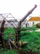 Дождеватель ДДН-100, 1988. Дождеватель дальноструйный навесной ДДН-100
