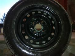 Колесо с диском 155/80/13 на запаску или докатку!. 5.0x13 4x100.00