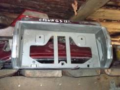 Вставка багажника. Toyota Crown, GS131, GS131H