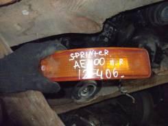 Повторитель поворота в бампер. Toyota Sprinter, AE100