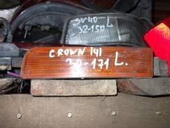 Повторитель поворота в бампер. Toyota Crown, GS141