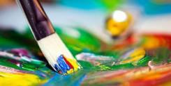 Обучение живописи, графике.