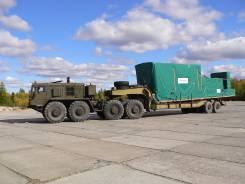 Продам МАЗ-537 сцепка, тяжеловоз с тралом Чмзап 5247Г