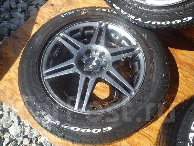 Отличные колеса Subaru Forester Impreza Legacy. 7.0x16 5x100.00 ET50