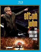 Elton John: The Million Dollar Piano (Blu-ray/фирм. )
