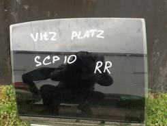 Стекло боковое. Toyota Vitz Toyota Platz, SCP11, NCP12 Двигатель 1NZFE