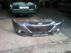 Бампер. Hyundai ix35 Hyundai Santa Fe