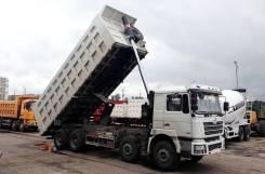 Shaanxi Shacman. Shacman кузов 30 м3 с работой в Новосибирске и Кемерово. Продажа, 9 726куб. см., 25 000кг. Под заказ