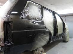 Качественный кузовной ремонт и покраска, ремонт бамперов.