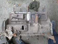 Блок цилиндров ДВС УАЗ. УАЗ 469, 469 Двигатель 451